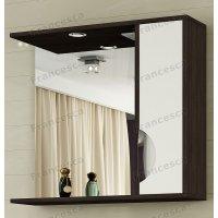 Зеркало-шкаф Francesca Версаль 75